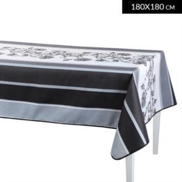 carr es 180x180 nappes anti taches bestmarques. Black Bedroom Furniture Sets. Home Design Ideas